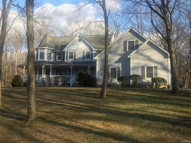 126 Dusinberre Road, Gardiner, NY 12525 (MLS #H6027475) :: Cronin & Company Real Estate