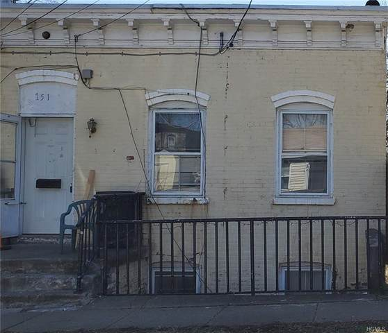 151 W Parmenter Street, Newburgh City, NY 12550 (MLS #H6028339) :: William Raveis Baer & McIntosh
