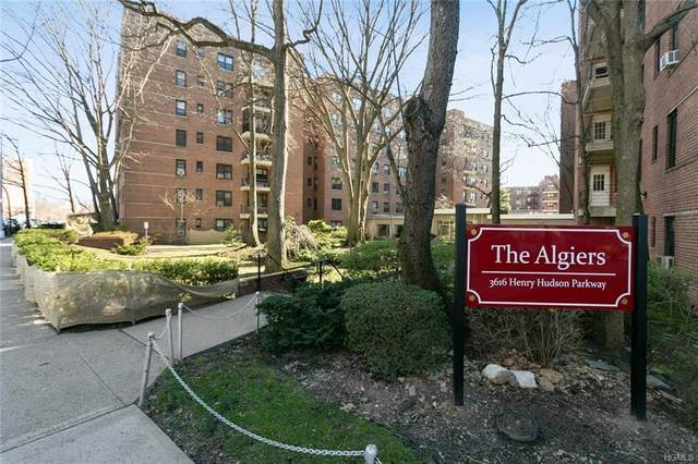 3616 Henry Hudson Parkway 4-FN, Bronx, NY 10463 (MLS #H6028402) :: William Raveis Legends Realty Group