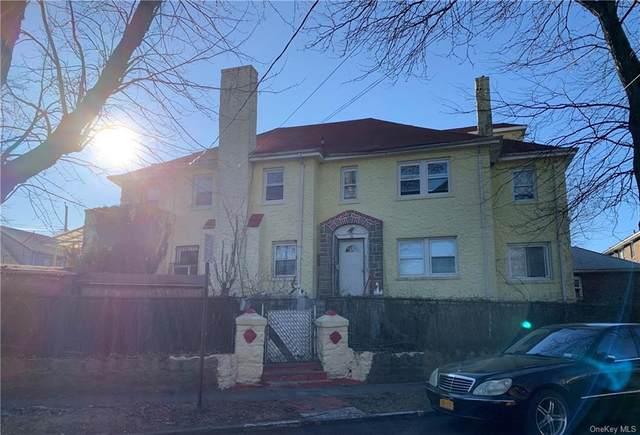 30 Vernon Avenue, Mount Vernon, NY 10553 (MLS #H4910072) :: William Raveis Baer & McIntosh