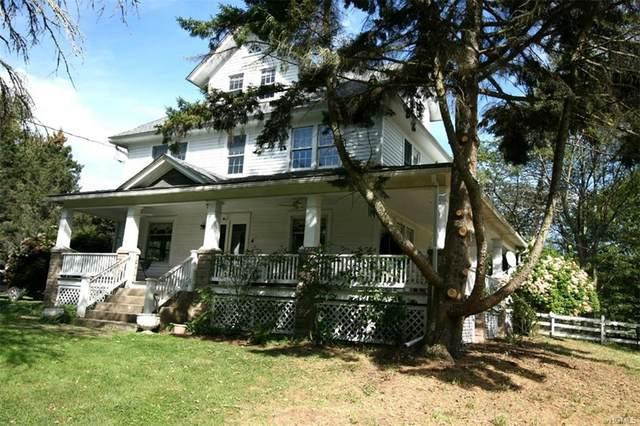 72 Swiss Hill Road, Bethel, NY 12748 (MLS #H5031546) :: Mark Seiden Real Estate Team