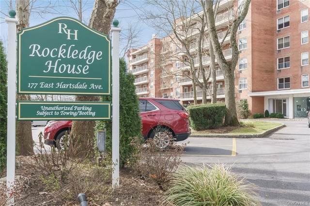 177 E Hartsdale Avenue 6-DE, Hartsdale, NY 10530 (MLS #H5041649) :: William Raveis Baer & McIntosh