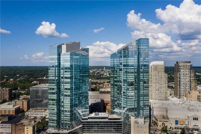 5 Renaissance Square 30C, White Plains, NY 10601 (MLS #H5048938) :: Cronin & Company Real Estate