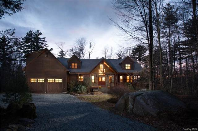 252 Woodstone Trail, Smallwood, NY 12778 (MLS #H5051616) :: Frank Schiavone with William Raveis Real Estate