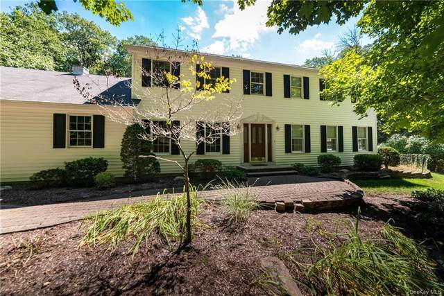 62 Salierno Road, Tuxedo Park, NY 10987 (MLS #H5063340) :: Frank Schiavone with William Raveis Real Estate