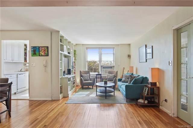 3512 Oxford Avenue 6C, Bronx, NY 10463 (MLS #H5106308) :: Nicole Burke, MBA   Charles Rutenberg Realty