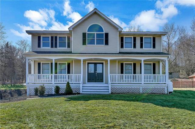 139 Odyssey Drive, Chester Town, NY 10918 (MLS #H5115628) :: The McGovern Caplicki Team