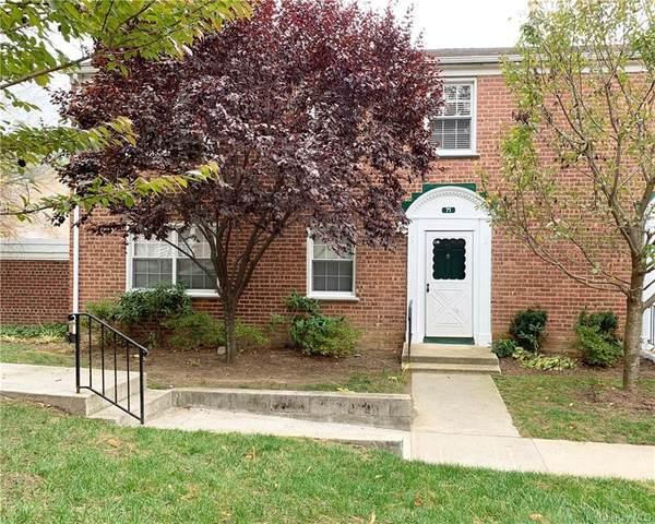 184 Pinewood Road #71, Hartsdale, NY 10530 (MLS #H5118770) :: Nicole Burke, MBA | Charles Rutenberg Realty