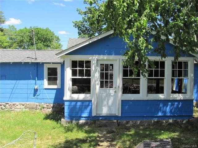 25 Trail Three, Wurtsboro, NY 12790 (MLS #H5124654) :: Frank Schiavone with William Raveis Real Estate