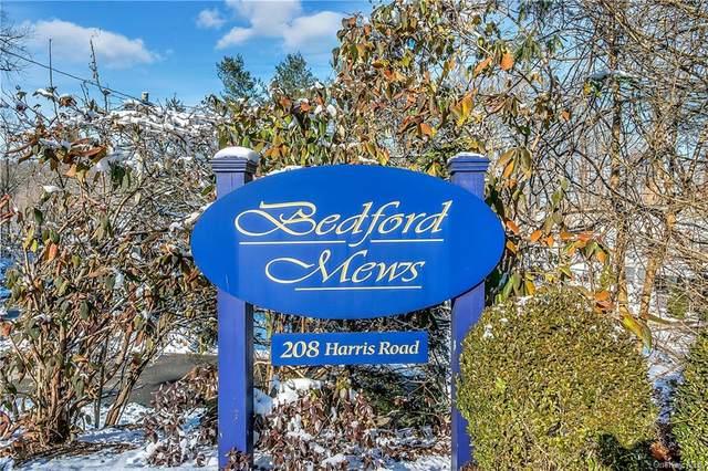 208 Harris Road Db5, Bedford, NY 10507 (MLS #H5124890) :: Mark Boyland Real Estate Team