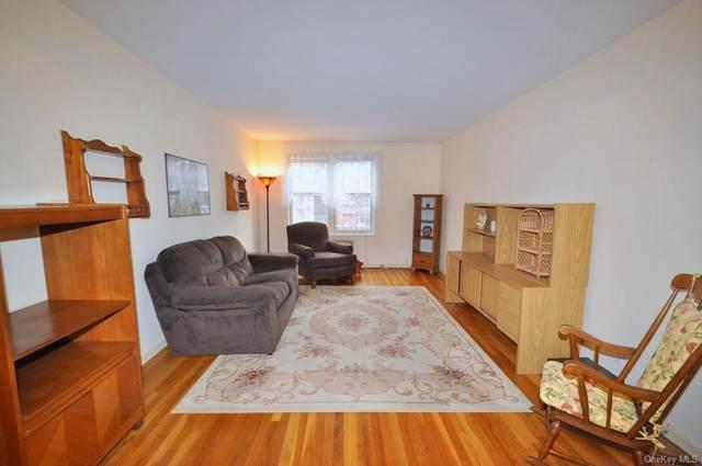 491 Riverdale Avenue 4E, Yonkers, NY 10705 (MLS #H5125128) :: Nicole Burke, MBA | Charles Rutenberg Realty