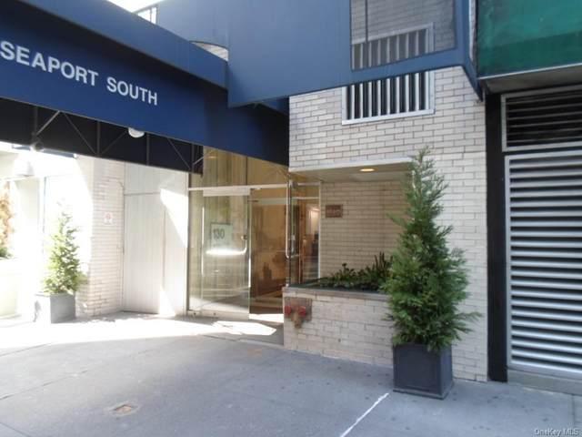 130 Water Street 8F, Newyork, NY 10005 (MLS #H6001154) :: Mark Seiden Real Estate Team