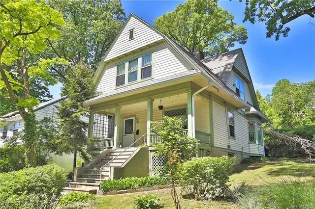 4 Wallace Place, White Plains, NY 10606 (MLS #H6003274) :: William Raveis Baer & McIntosh