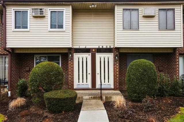 4 Blue Hill Commons Drive I, Orangetown, NY 10962 (MLS #H6006829) :: William Raveis Baer & McIntosh