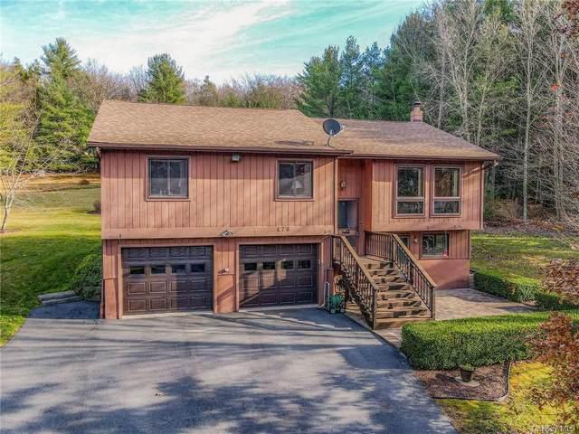 476 Upper Pine Kill Road, Westbrookville, NY 12785 (MLS #H6007165) :: William Raveis Baer & McIntosh