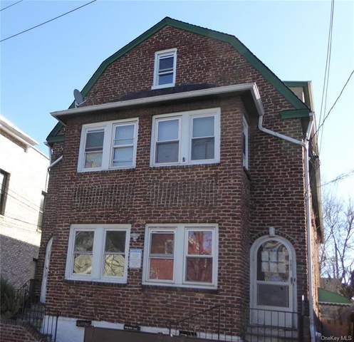 141-143 N High Street, Mount Vernon, NY 10550 (MLS #H6009628) :: William Raveis Baer & McIntosh