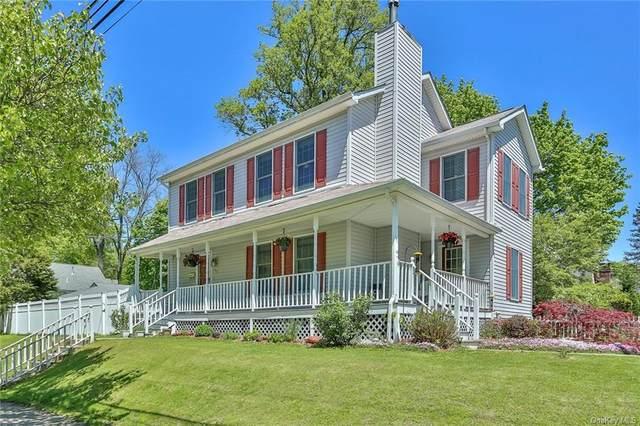 90 Penfield Avenue, Cortlandt, NY 10520 (MLS #H6017055) :: Cronin & Company Real Estate