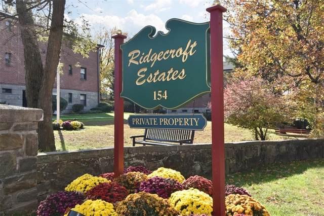 154 Martling Avenue B4, Greenburgh, NY 10591 (MLS #H6020705) :: William Raveis Baer & McIntosh