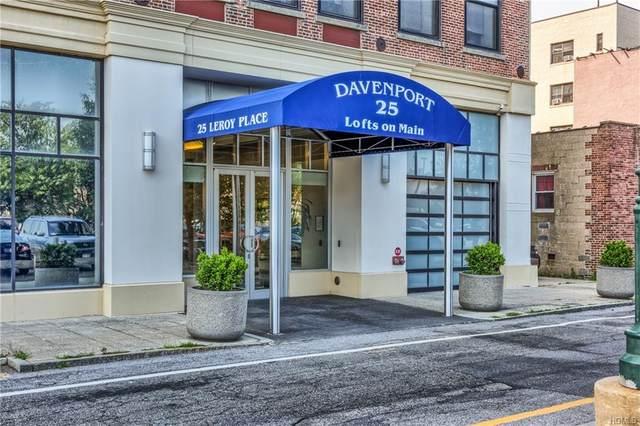 25 Leroy Place #206, New Rochelle, NY 10805 (MLS #H6023279) :: William Raveis Baer & McIntosh