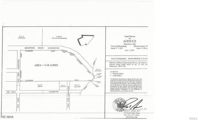 Hoeppner Drive, Mamakating, NY 12790 (MLS #H6023712) :: Mark Boyland Real Estate Team