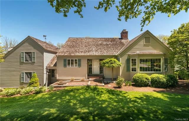 2 Hunt Farm Road, Lewisboro, NY 10597 (MLS #H6024110) :: Mark Boyland Real Estate Team
