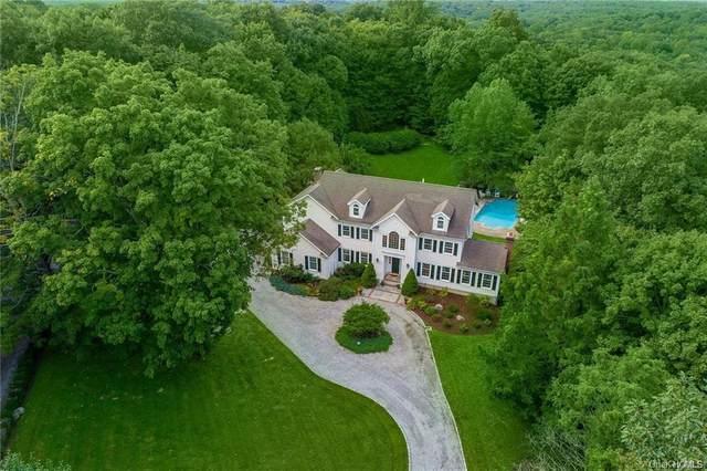 17 Waring Road, Pound Ridge, NY 10576 (MLS #H6024846) :: Mark Boyland Real Estate Team