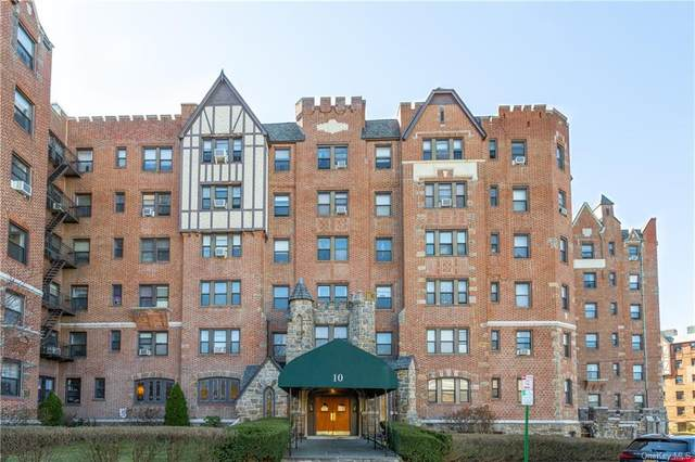 10 Nosband Avenue 6K, White Plains, NY 10605 (MLS #H6025140) :: William Raveis Legends Realty Group
