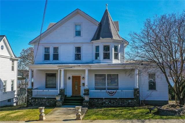 318 N Montgomery Street, Newburgh, NY 12550 (MLS #H6026791) :: The Home Team