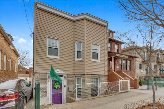 2884 Coddington, Bronx, NY 10461 (MLS #H6027160) :: Mark Boyland Real Estate Team