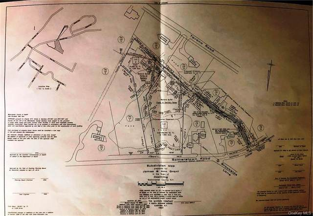 68 Lot 2 Somerstown Road, Ossining, NY 10562 (MLS #H6027470) :: William Raveis Legends Realty Group
