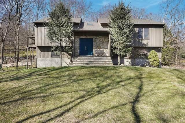2307 Hunterbrook Road, Yorktown, NY 10598 (MLS #H6027794) :: Cronin & Company Real Estate