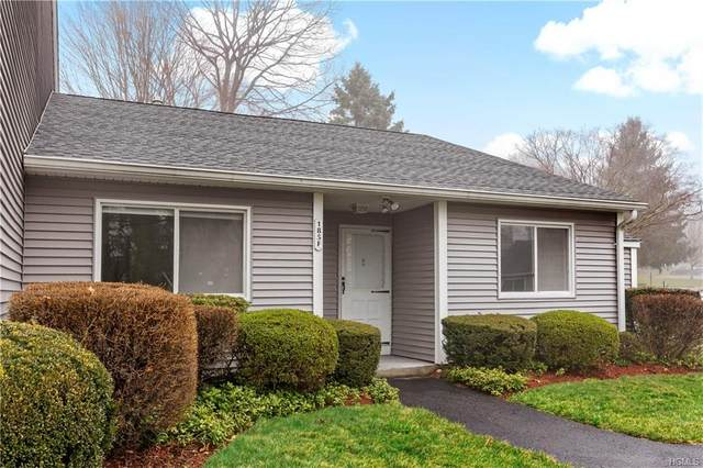 185 Long Hill Drive F, Yorktown Heights, NY 10598 (MLS #H6028989) :: William Raveis Legends Realty Group