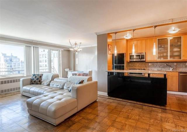 392 Central Park W 18A, New York, NY 10023 (MLS #H6028999) :: Signature Premier Properties