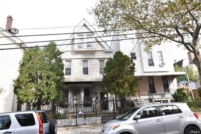 665 E 183 Street, Bronx, NY 10458 (MLS #H6030344) :: Kendall Group Real Estate | Keller Williams