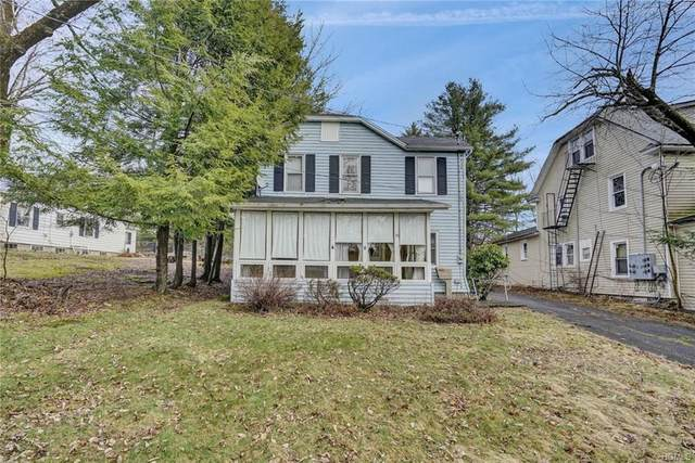 39 Winslow Place, Liberty Town, NY 12754 (MLS #H6030641) :: William Raveis Baer & McIntosh