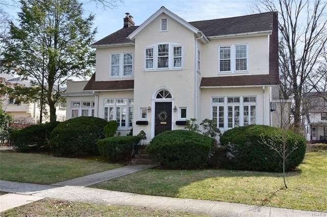 342 E Devonia Avenue, Mount Vernon, NY 10552 (MLS #H6031935) :: William Raveis Baer & McIntosh