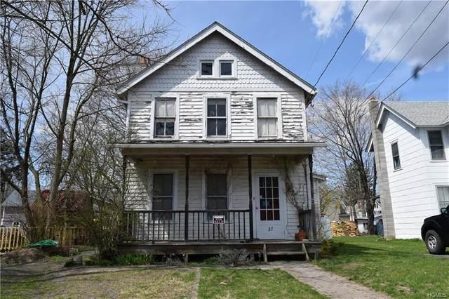 37 Railroad Avenue, Crawford, NY 12566 (MLS #H6032403) :: Cronin & Company Real Estate