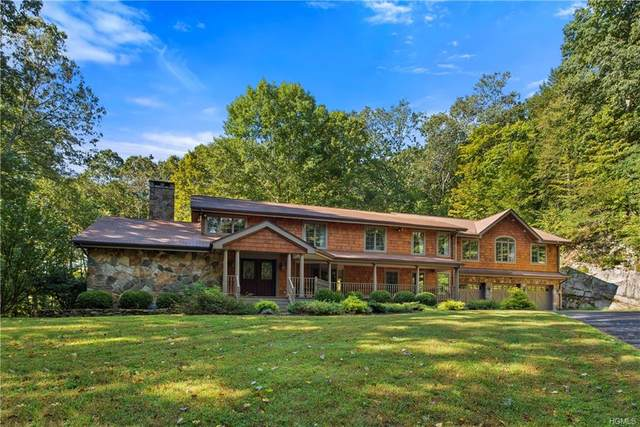 178 Trinity Pass Road, Pound Ridge, NY 10576 (MLS #H6032495) :: Mark Boyland Real Estate Team