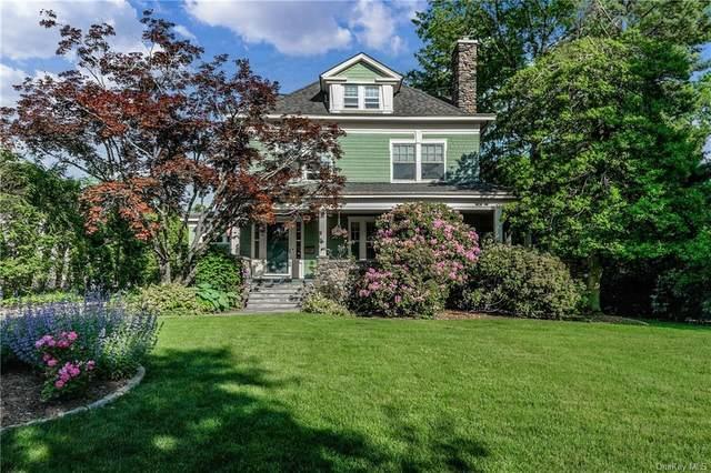 10 Oak Way, Scarsdale, NY 10583 (MLS #H6035558) :: Mark Seiden Real Estate Team