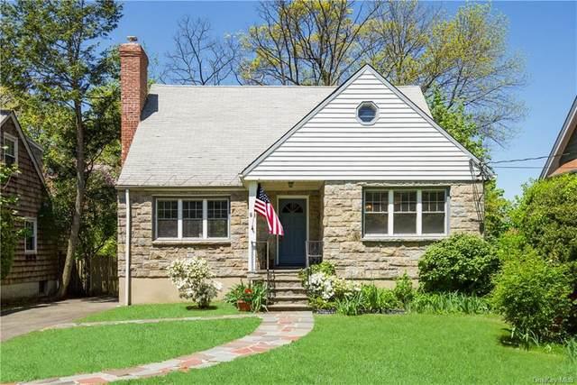69 Harmon Avenue, Pelham, NY 10803 (MLS #H6036808) :: Cronin & Company Real Estate