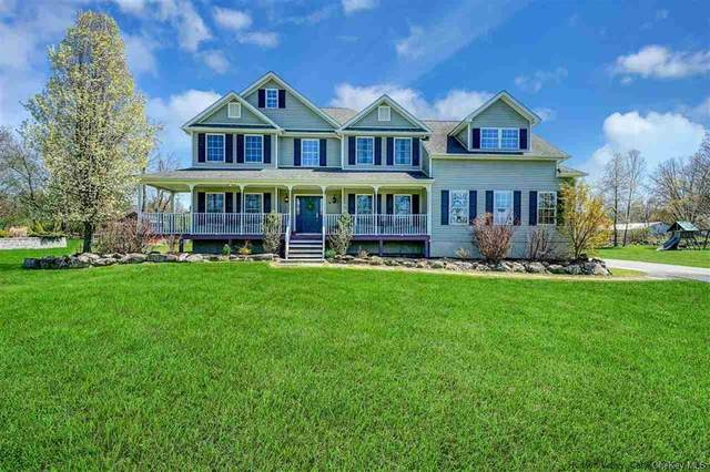 4 Carroll Lane, Plattekill, NY 12561 (MLS #H6036857) :: Cronin & Company Real Estate