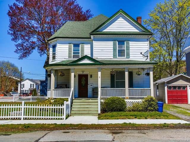 2 Elizabeth Street, Port Jervis, NY 12771 (MLS #H6037156) :: Cronin & Company Real Estate