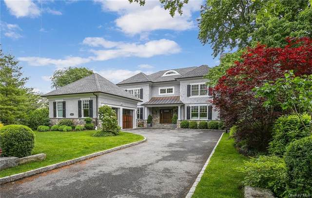446 Park Avenue, Rye City, NY 10580 (MLS #H6037460) :: William Raveis Legends Realty Group
