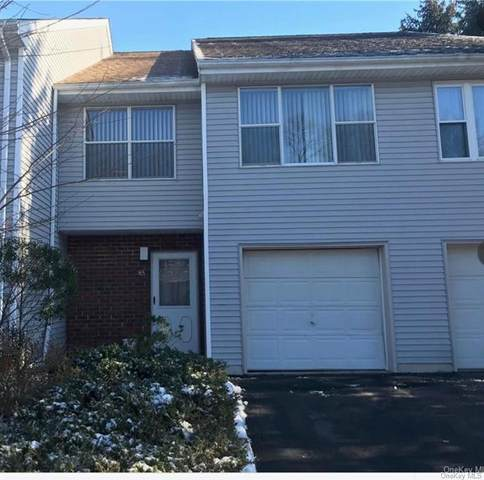 85 Deer Ct Drive, Middletown, NY 10940 (MLS #H6037560) :: William Raveis Baer & McIntosh