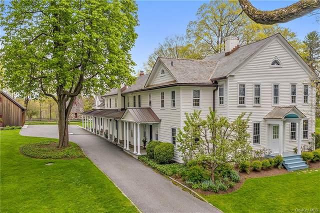 53 Elmwood Road, Lewisboro, NY 10590 (MLS #H6037701) :: Cronin & Company Real Estate
