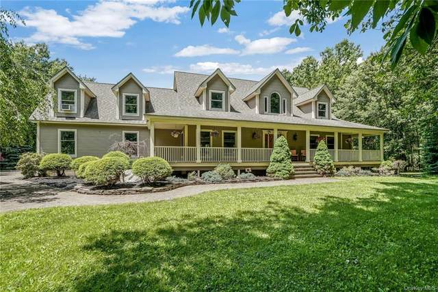 53 Fort Van Tyle Road, Greenville, NY 12771 (MLS #H6037870) :: Cronin & Company Real Estate