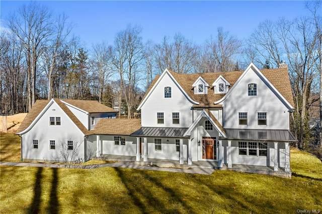 2 Bluestone Lane, Lewisboro, NY 10590 (MLS #H6038145) :: Cronin & Company Real Estate