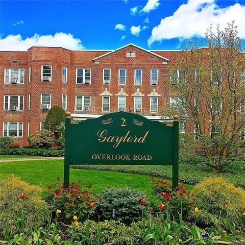 2 Overlook Road 1D2, White Plains, NY 10605 (MLS #H6038308) :: William Raveis Baer & McIntosh