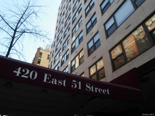 420 E 51st Street 9E, New York, NY 10022 (MLS #H6038375) :: Mark Seiden Real Estate Team