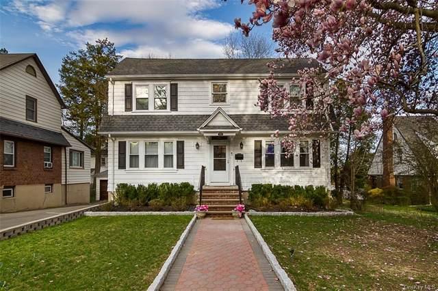 175 Greenridge Avenue, White Plains, NY 10605 (MLS #H6038605) :: Cronin & Company Real Estate